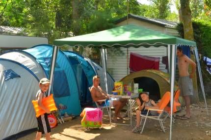 Special offer camping pitches
