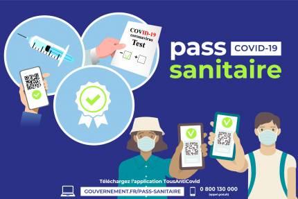 Information COVID-19 - Sanitary Pass
